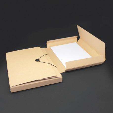 Sammelmappe in karton-optik, Sammelmappen in karton-optik, Sammelmappe, Sammelmappen, Mappen, Büro Mappen, Werbe Mappen, Sammelmappe in karton-optik ruckenbreite 35 cm, Büro, Büroartikel, Werbeartikel, Werbemittel, Werbung,