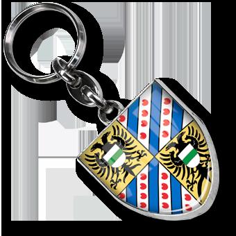 Schlüsselanhänger Wappen, Schlüsselanhänger doming, Schlüsselanhänger Autohaus, Schlüsselanhänger Ort.