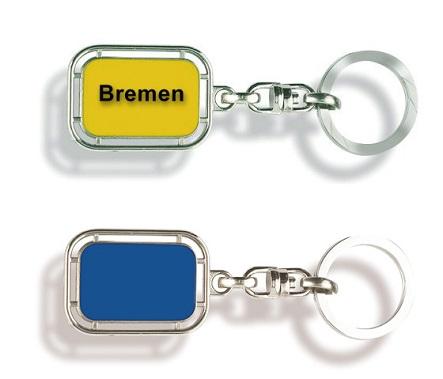 Schlüsselanhänger Bremen, Schlüsselanhänger Ort, Schlüsselanhänger stadt.