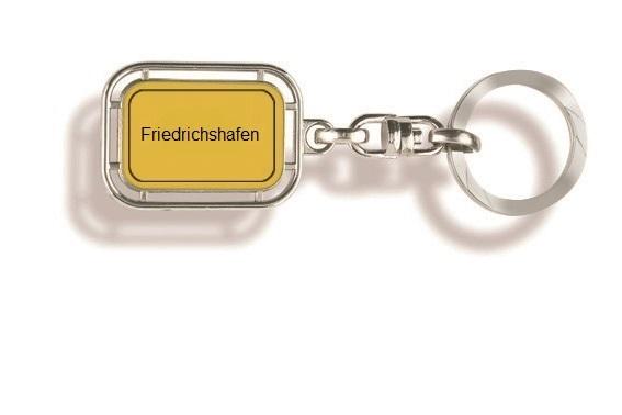 Schlüsselanhänger Friedrichshafen, Schlüssel-anhänger Ort, Schlüsselanhänger werbe