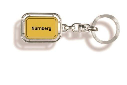 Schlüsselanhänger Nürnberg, Schlüsselanhänger, Werbe Schlüsselanhänger, Nürnberg, Schlüsselanhänger Stadt, Orts, Schlüsselanhänger Ortsschild, Werbung, Werbeartikel, Werbemittel, Werbe Nürnberg, Autohaus,