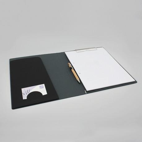 Schreibmappe aus Anthrazit-Karton, schreibmappe pappe, Schreibmappe, Schreibmappen, schreibmappen pappe,