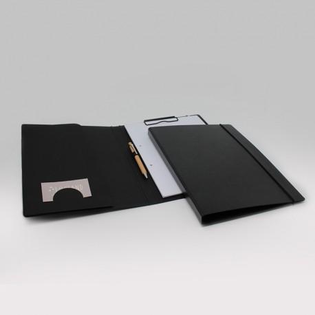 Schreibmappen schwarz aus Karton, schreibmappen tiefschwarz aus karton, schreibmappe tiefschwarz, schreibmappe schwarz, schreibmappen schwarz,