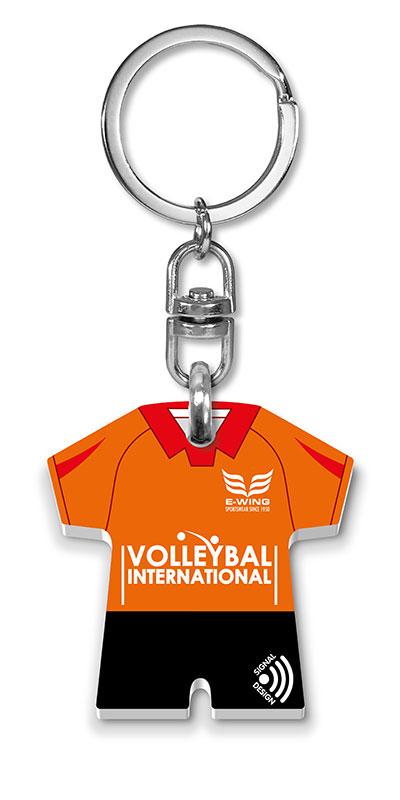 Sport Schlüsselanhänger oder Custom-Made Kunststoff Schlüsselanhänger in Sport-bekleidung für Ihre Sport-verein oder Sport-club.