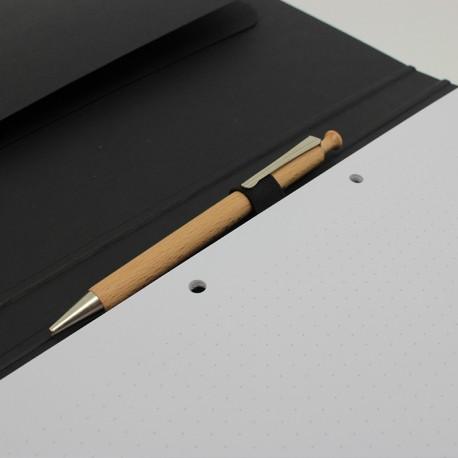 schreibmappen schwarz aus karton, schreibmappen tiefschwarz aus karton, schreibmappe tiefschwarz, schreibmappe, schreibmappen,