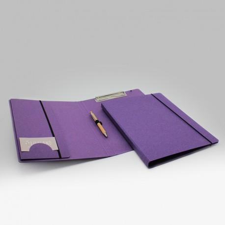 Schreibmappen lila, Schreibmappe lila, Schreibmappe, Schreibmappen, Buero-Mappen