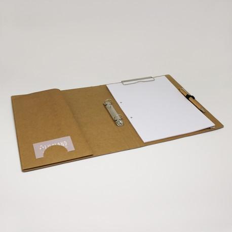 seminarmappe aus natur-pappe, seminarmappen aus natur-pappe, seminarmappe, seminarmappen, Büro-Mappen,